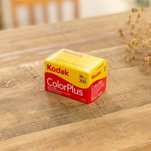 Kodak ColorPlus 200 35mmFilm