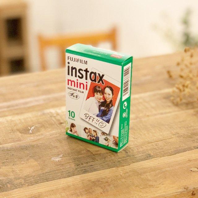 Fuji instax mini チェキ用Film