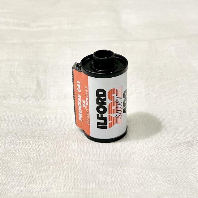 フィルムキーホルダー(ILFORD XP2)