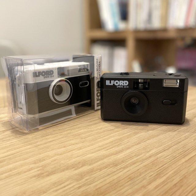 ILFORD SPRITE35-? フィルムカメラ (現像無料クーポン付き550円分)