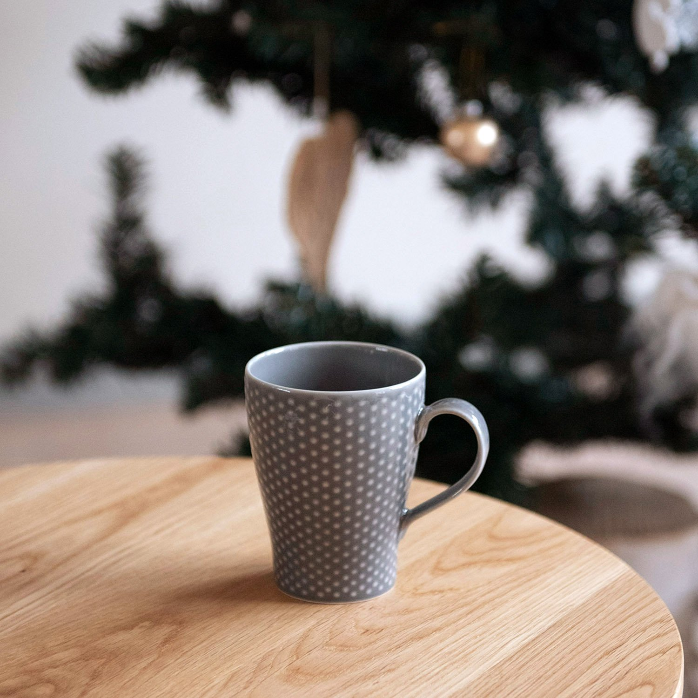 Blond マグカップ ドット DESIGN HOUSE Stockholm