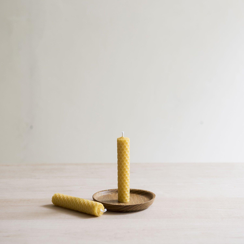 蜜蝋キャンドル honeycomb φ20×h100mm