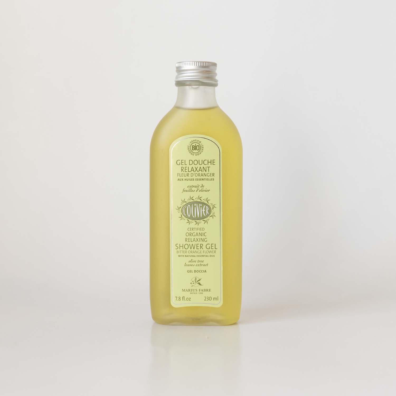 L'olivier Bio Shower Gel