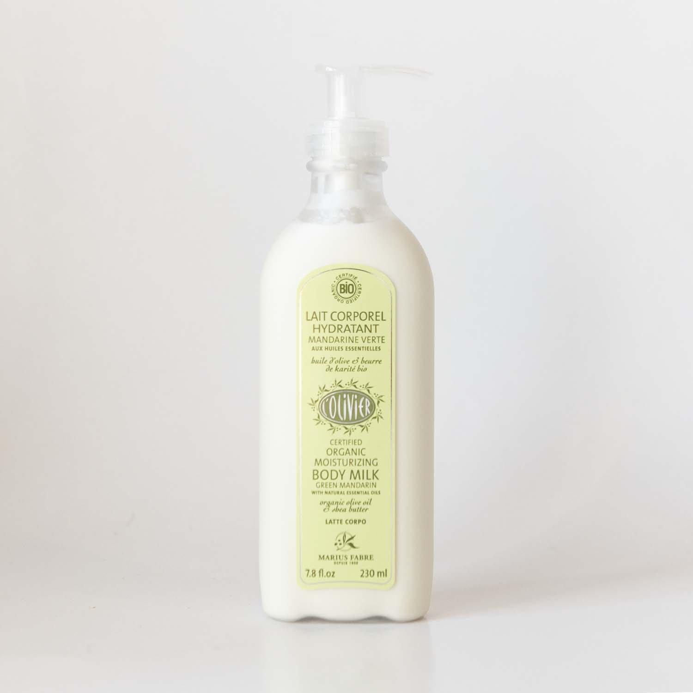 L'olivier Bio Body Milk