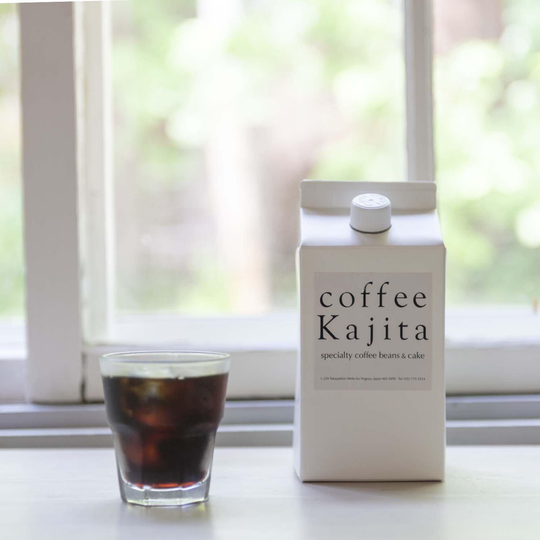 Coffee Kajita  リキッドアイスコーヒー