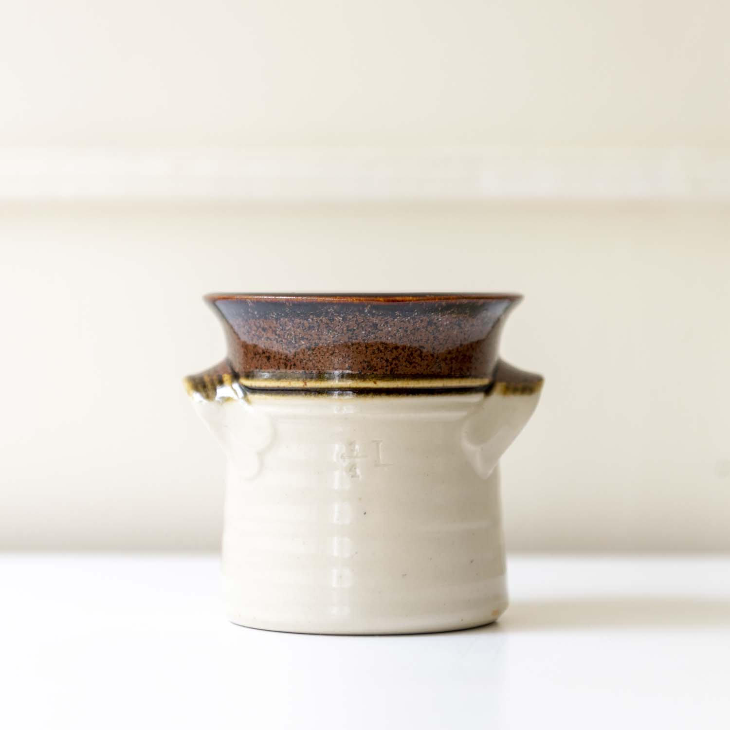 Vintage Pot  with Handle