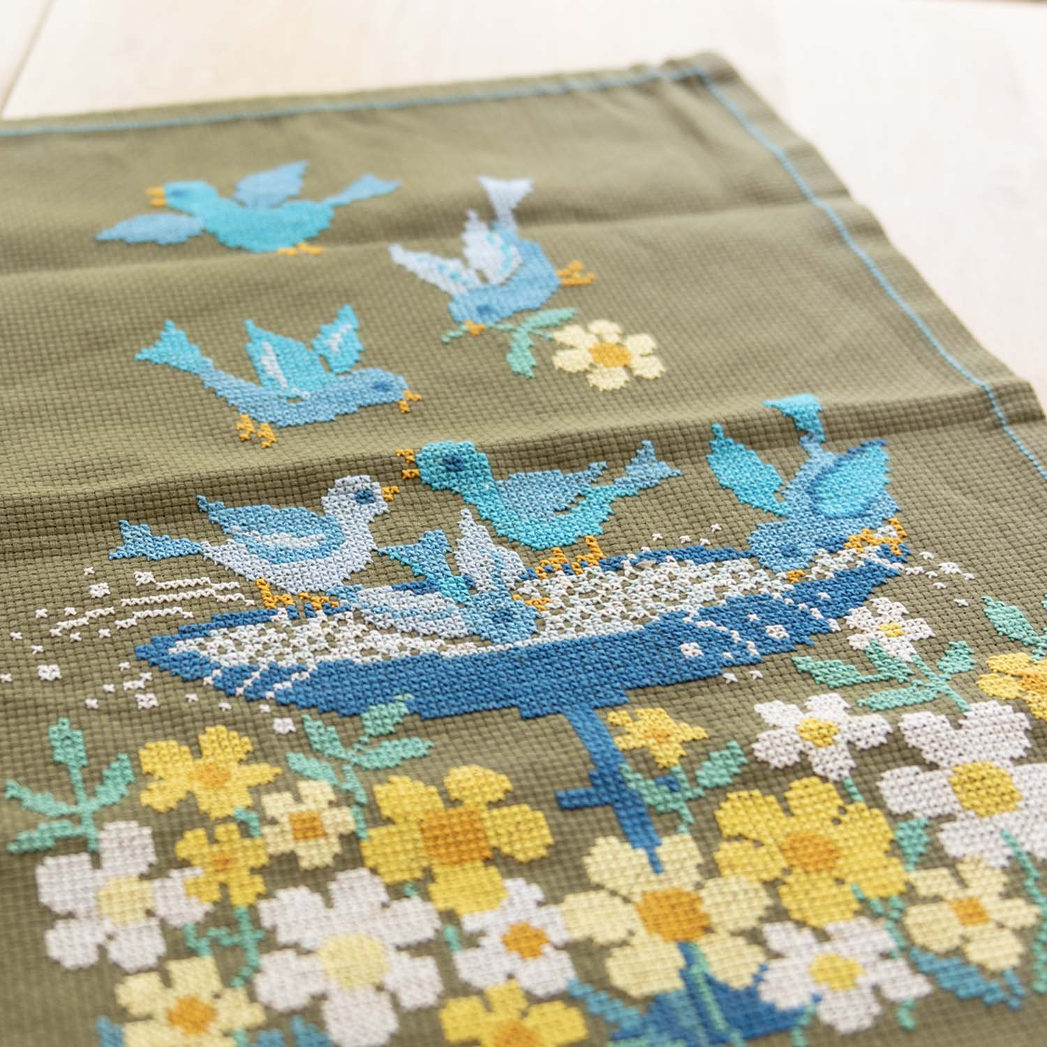 Embroidery Place Mat