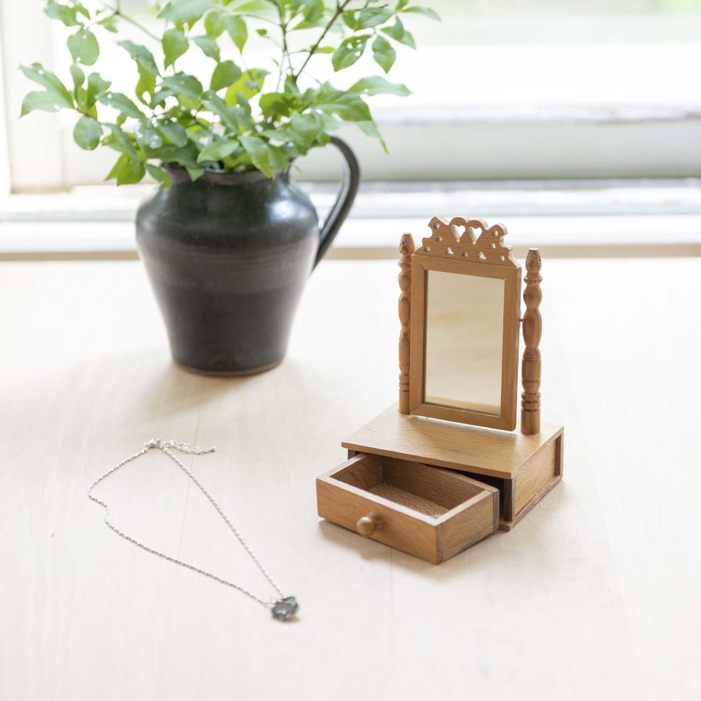 Swedish Vintage Miniature Dressor