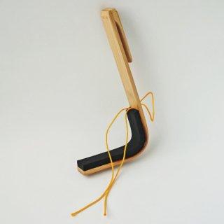 三味線 ぞめき棒 L型(女着付け用)