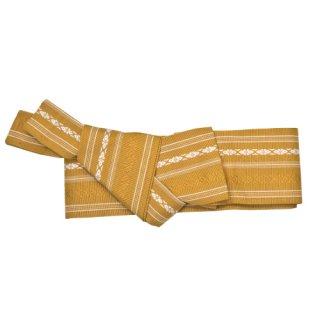 作り帯 献上袋織角帯