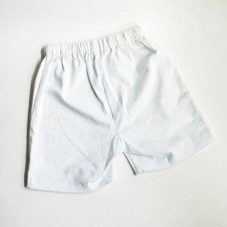 短パンツ(綿ストレッチ/ファスナーなし)