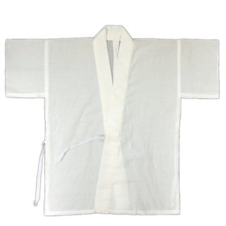 【鳴物/男着付用】 肌着(衿付き)LL サイズ