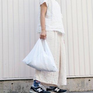 おかちゅうのあづま袋 晒の白 ※ネコポス対応