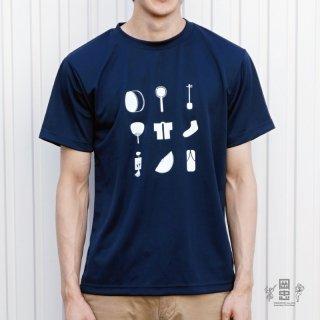 阿波踊りドライTシャツ