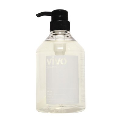 vivoシャンプー(コットンサボンの香り) 580ml