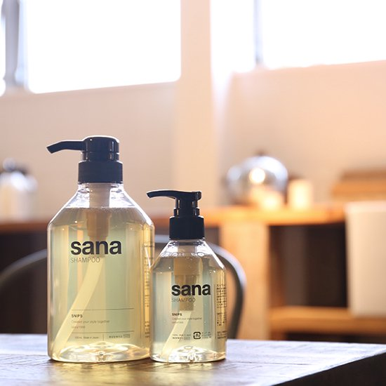 sanaシャンプー(マグノリアの香り) 190ml商品画像2