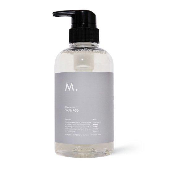 MR.SHE type.M(メンテナンスシャンプー) 400ml商品画像1