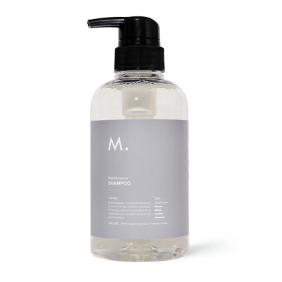 MR.SHE type.M(メンテナンスシャンプー) 400ml