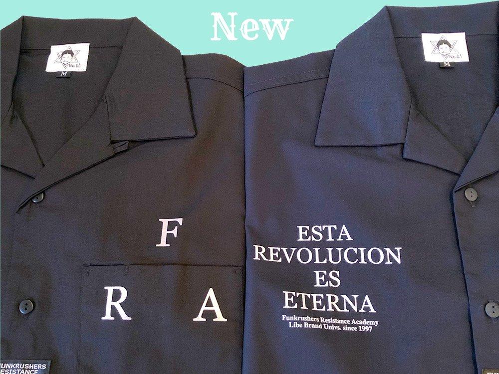 FRA革命半そでシャツ