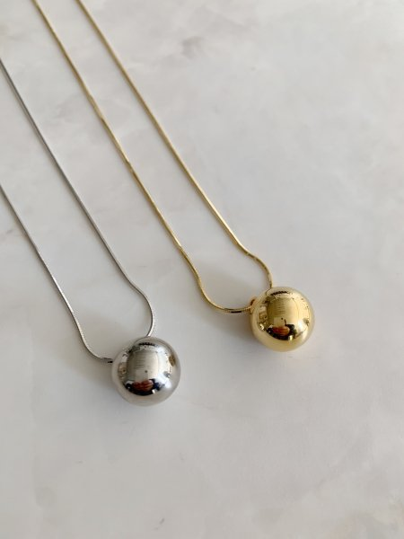 Onetop  Ball  Long   Necklace
