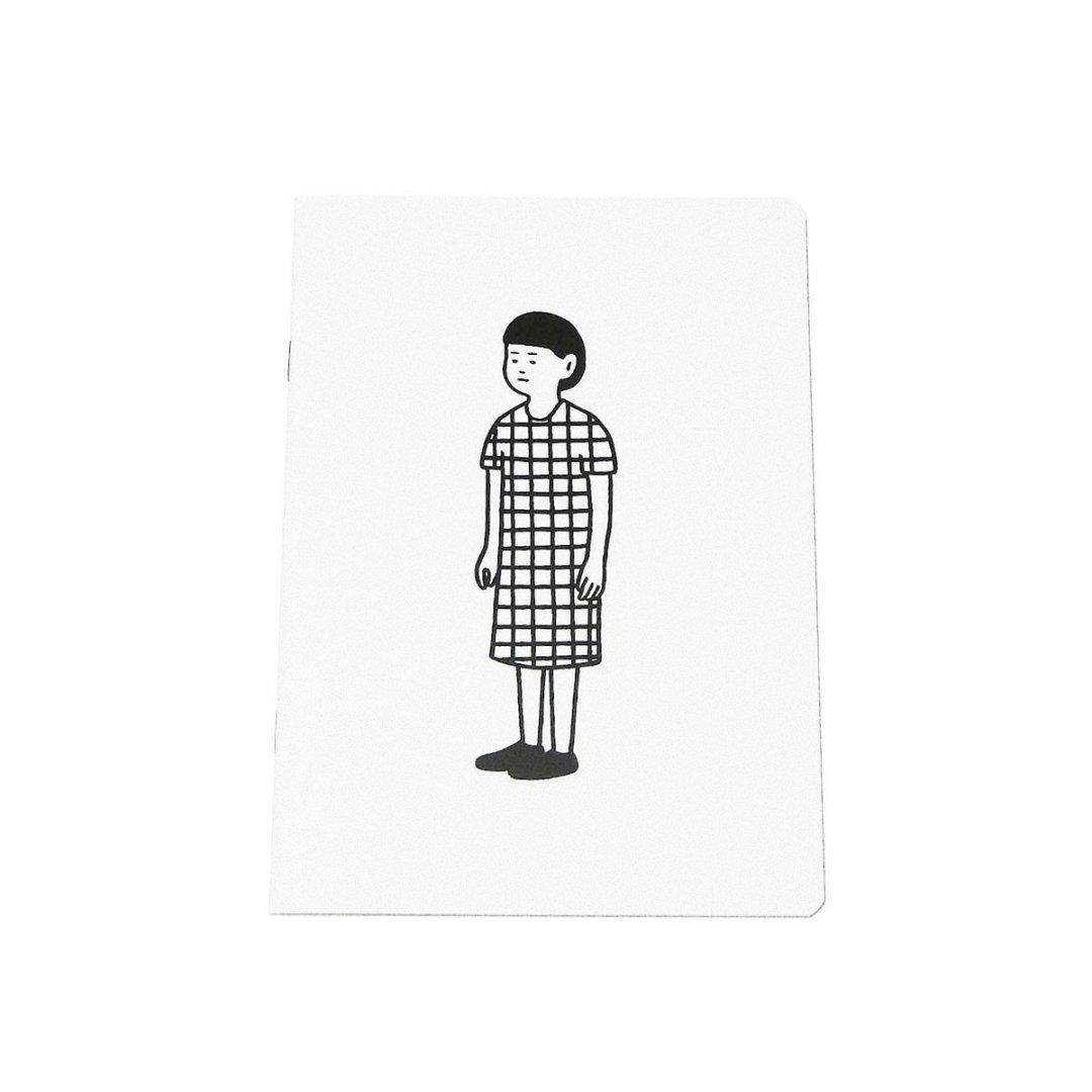 Noritake<br />ノート「BLOCK GIRL」