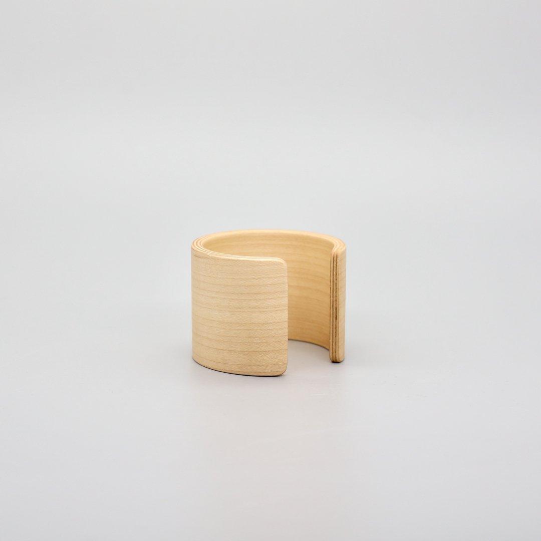 _Fot<br />plywood bangle 50