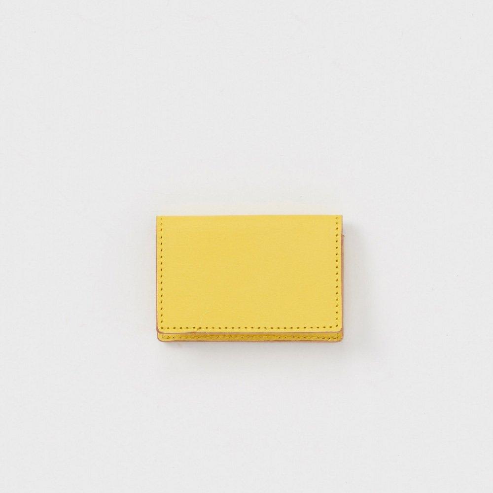 Hender Scheme<br />folded card case
