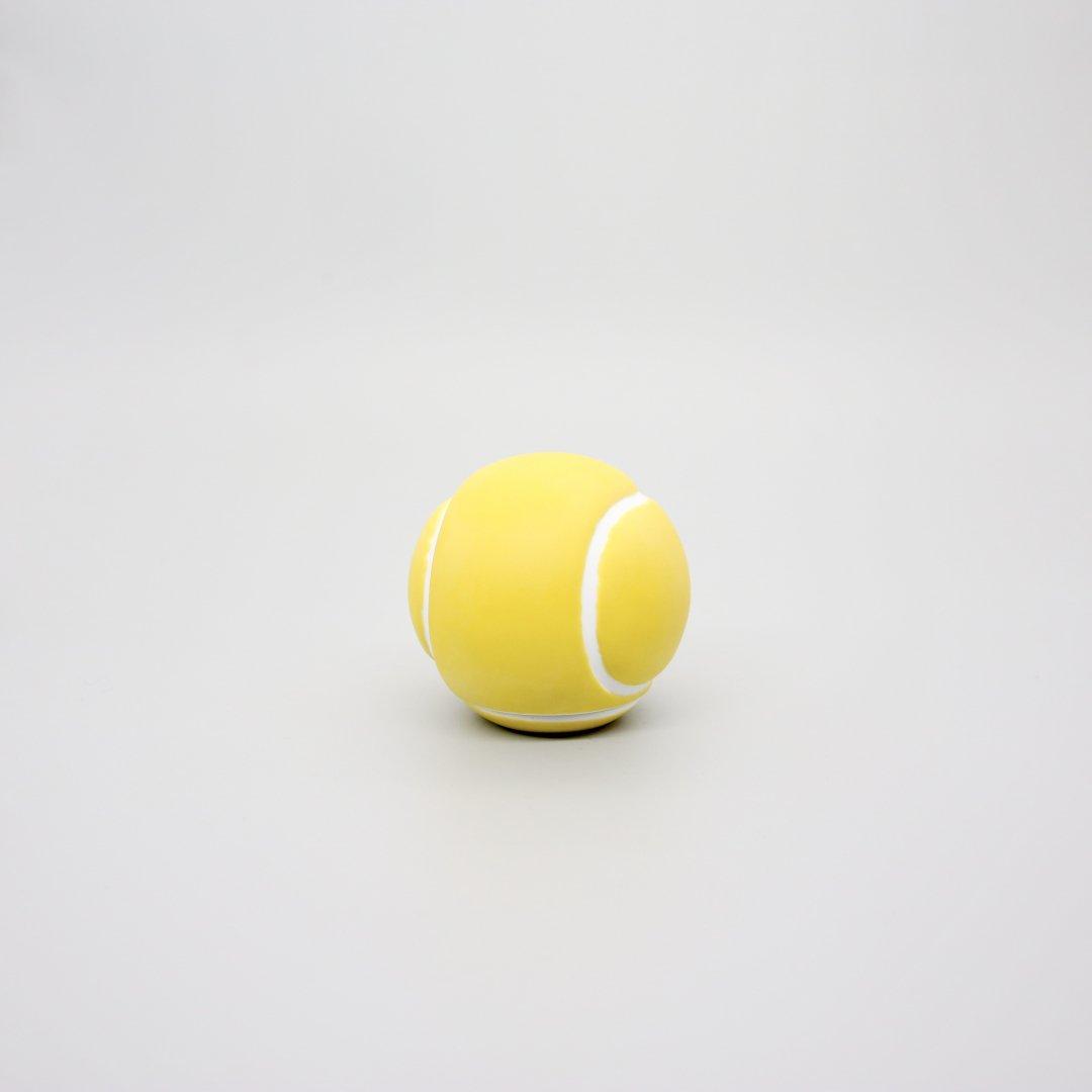 清水 久和<br />テニスボールの小物入れ