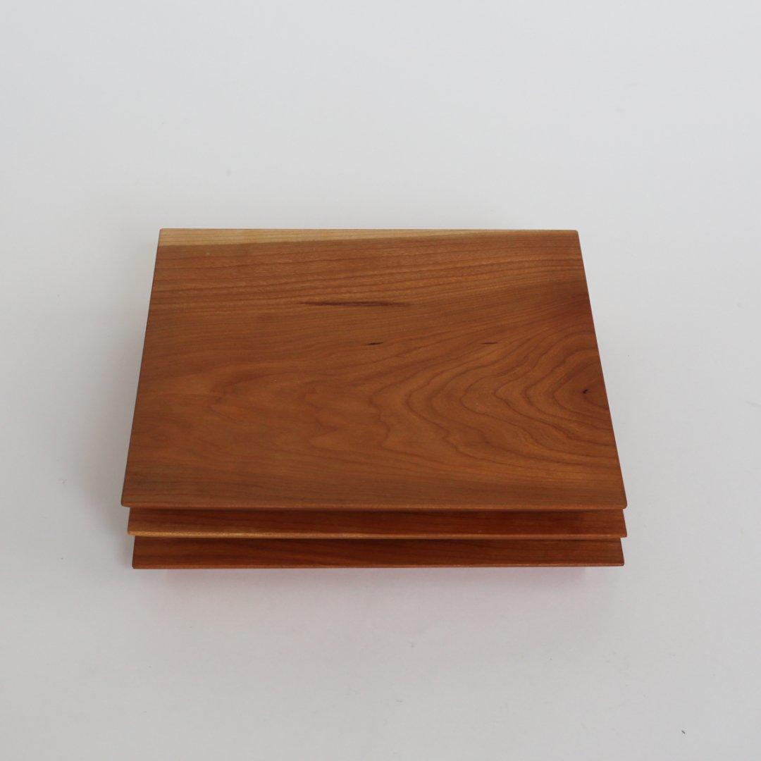 西本良太<br />木の器  [正方形]