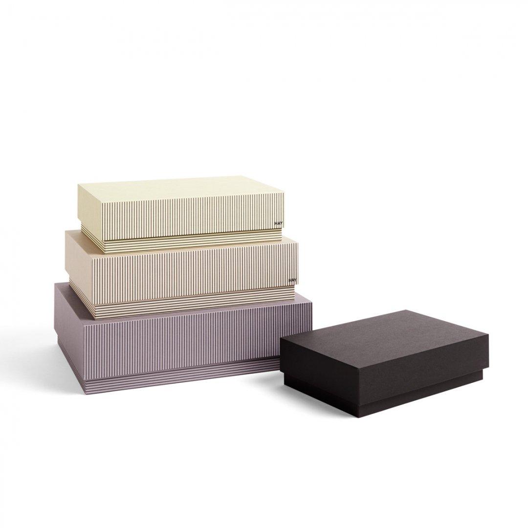 HAY<br />BOX BOX DESKTOP(SET OF 4)