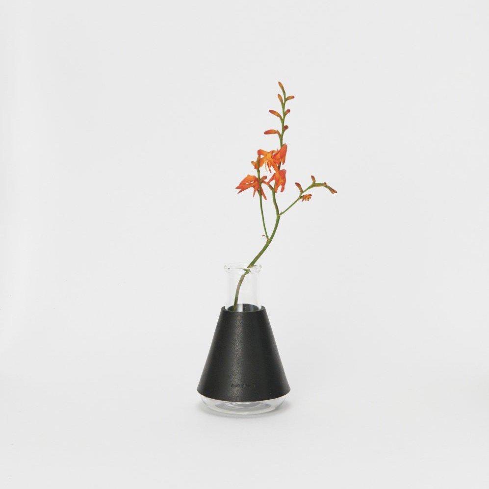 Hender Scheme<br />「化瓶」Erlenmeyer flask 300ml<br />[ Natural / Black ]