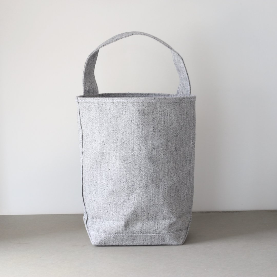 TEMBEA<br />BAGUETTE TOTE 杢 [ GREY-MIX ]