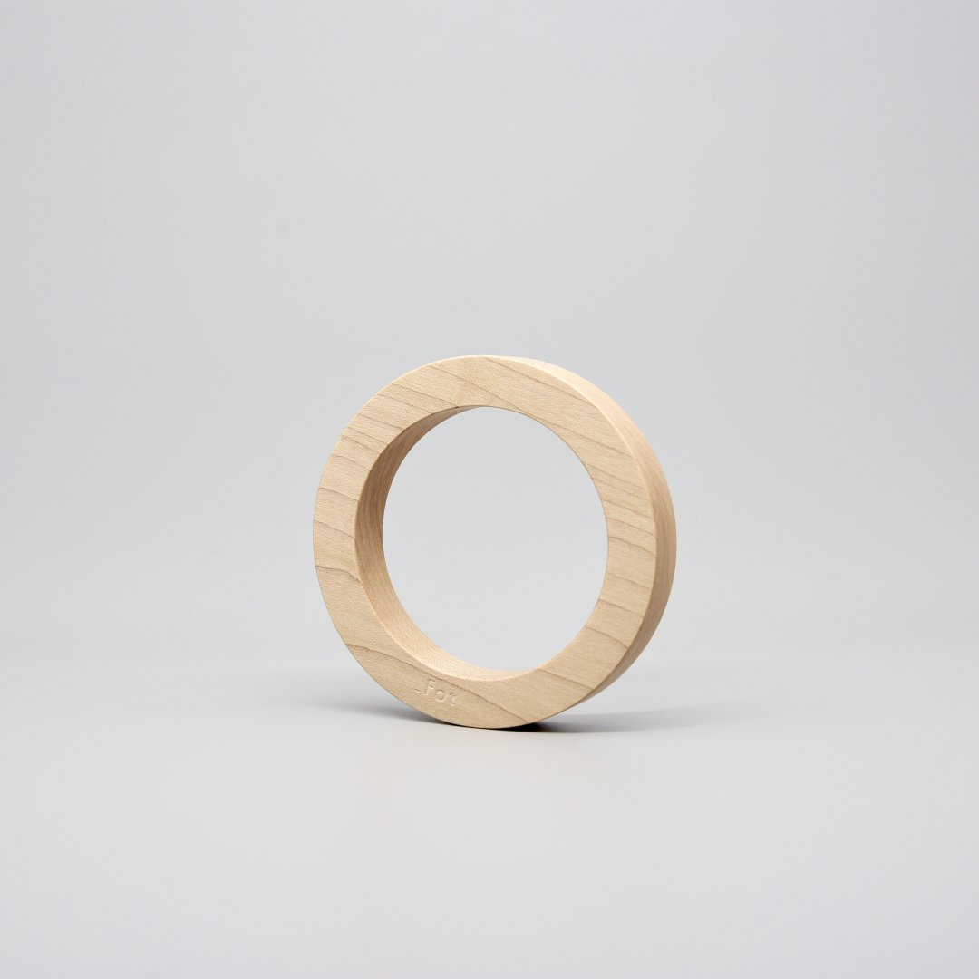 _Fot<br />ウッドバングル(circle)