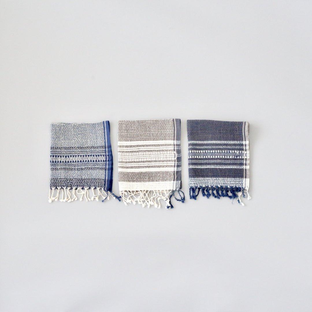 Suno & Morrison<br />Organic Khadi Basket Hand Towels