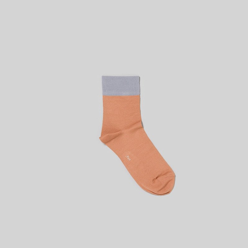 _Fot<br />silket cotton socks (2color)