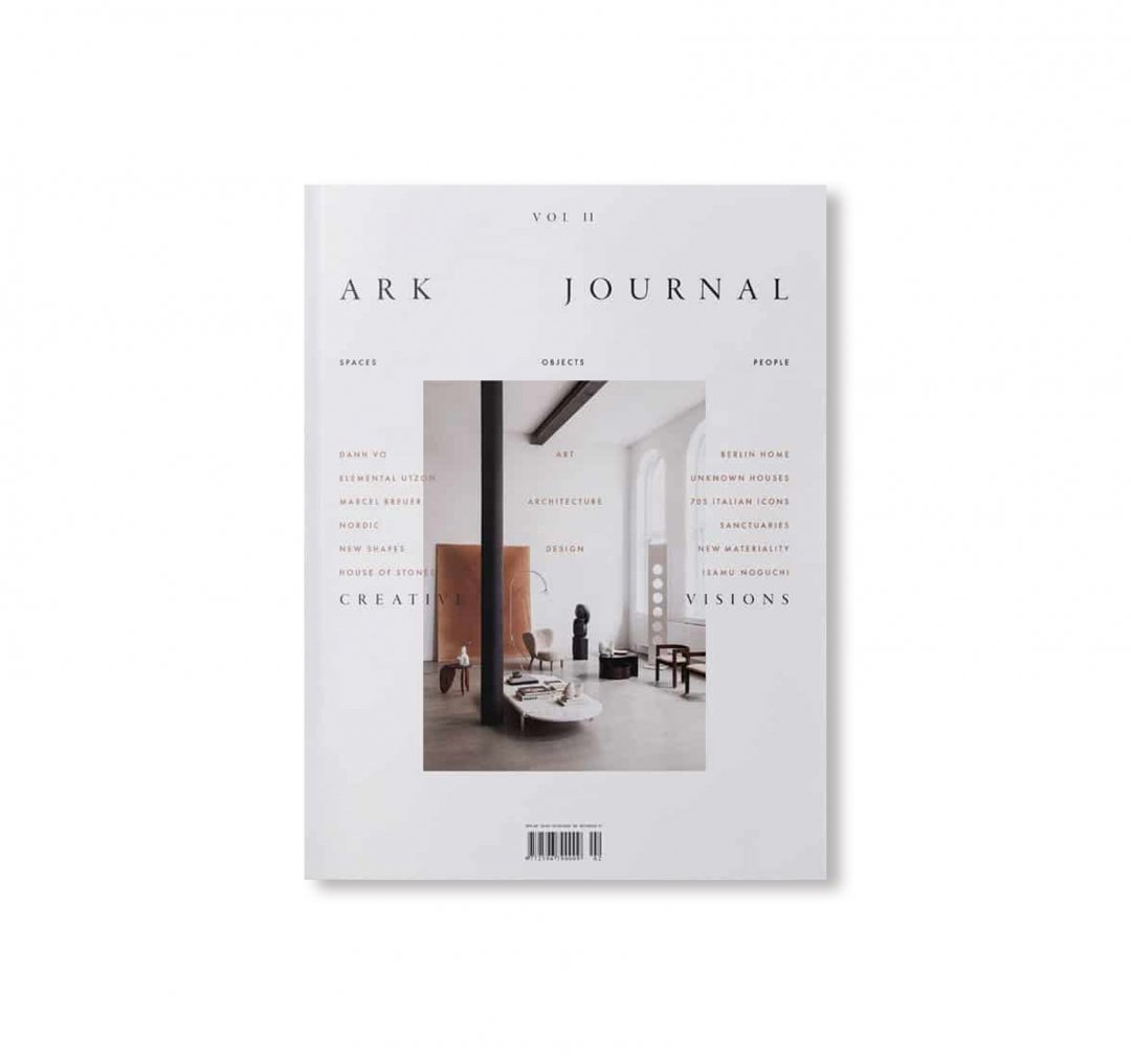 ARK JOURNAL<br />VOL 02 [ AUTUMN/WINTER 2019 ]