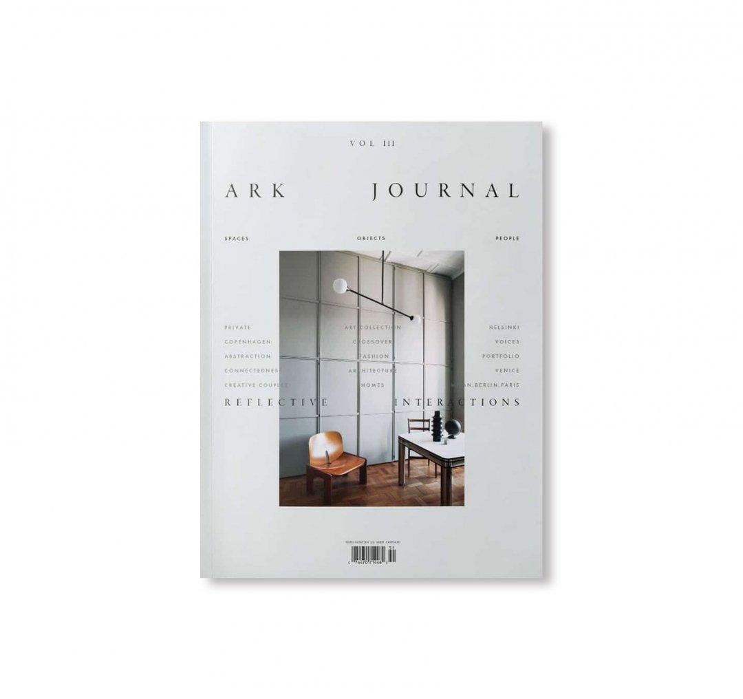ARK JORNAL<br />VOLUME III SPRING/SUMMER 2020