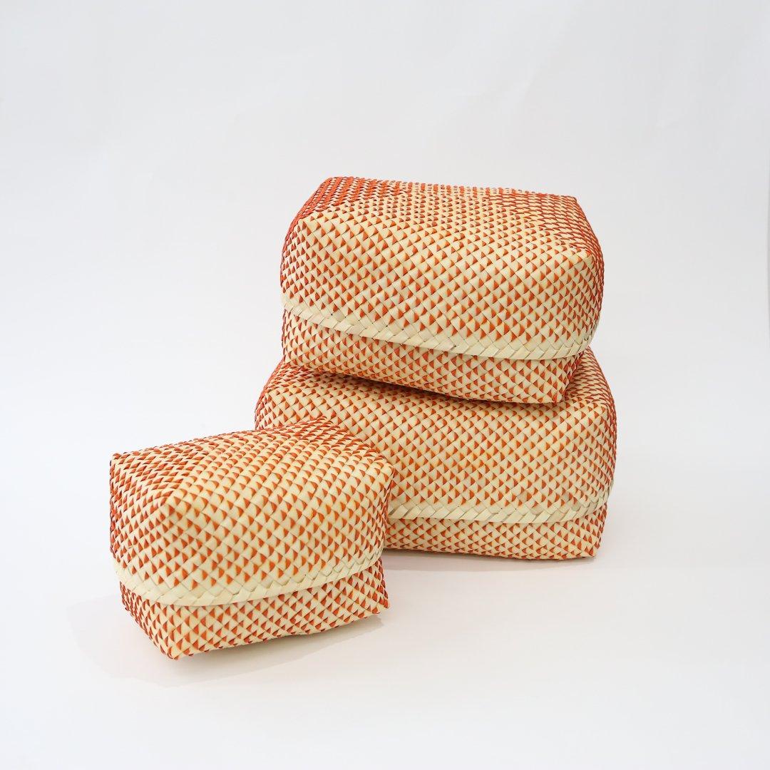 Suno & Morrison<br />8mm Kottan Basket (3size)