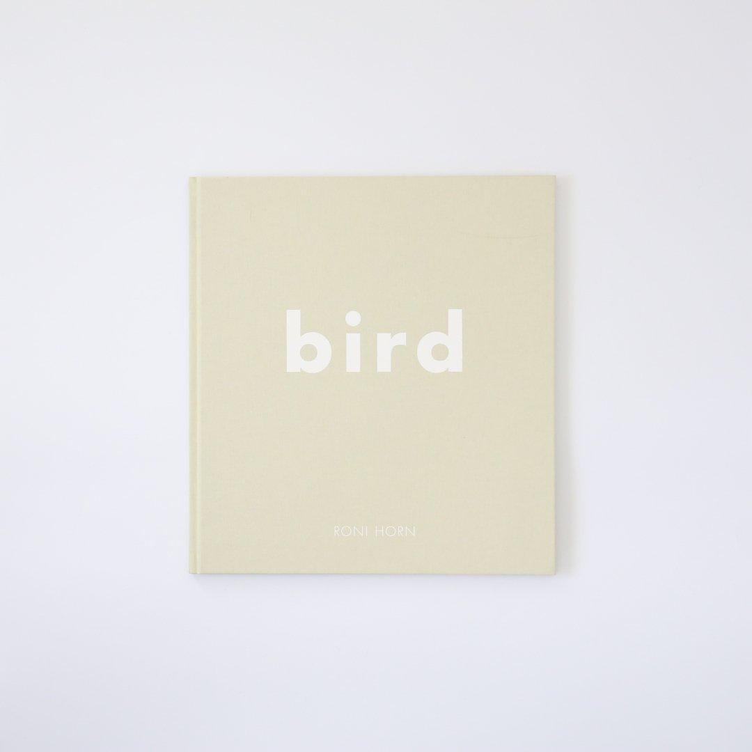Roni Horn<br />bird