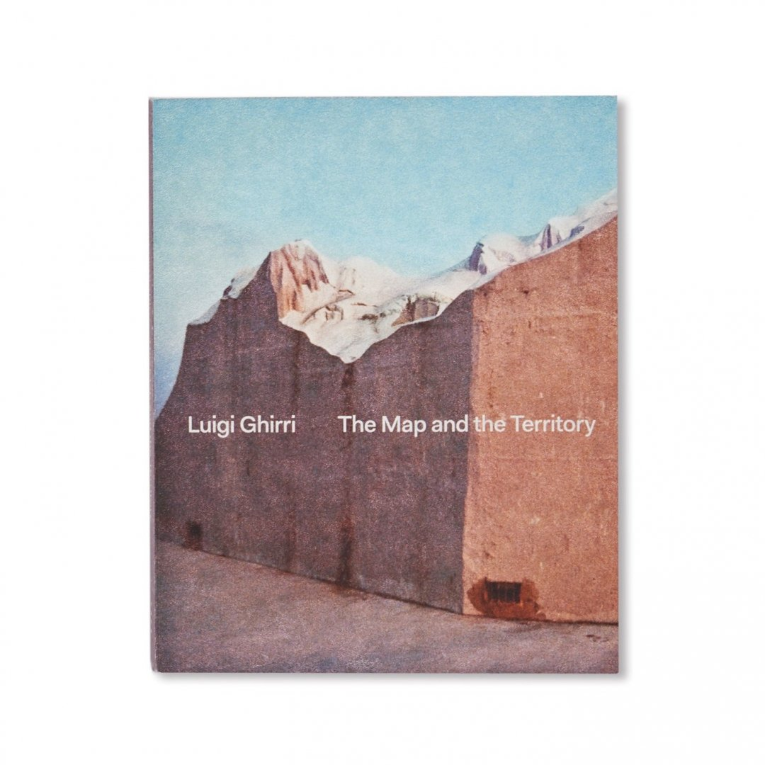 Luigi Ghirri<br />THE MAP AND THE TERRITORY