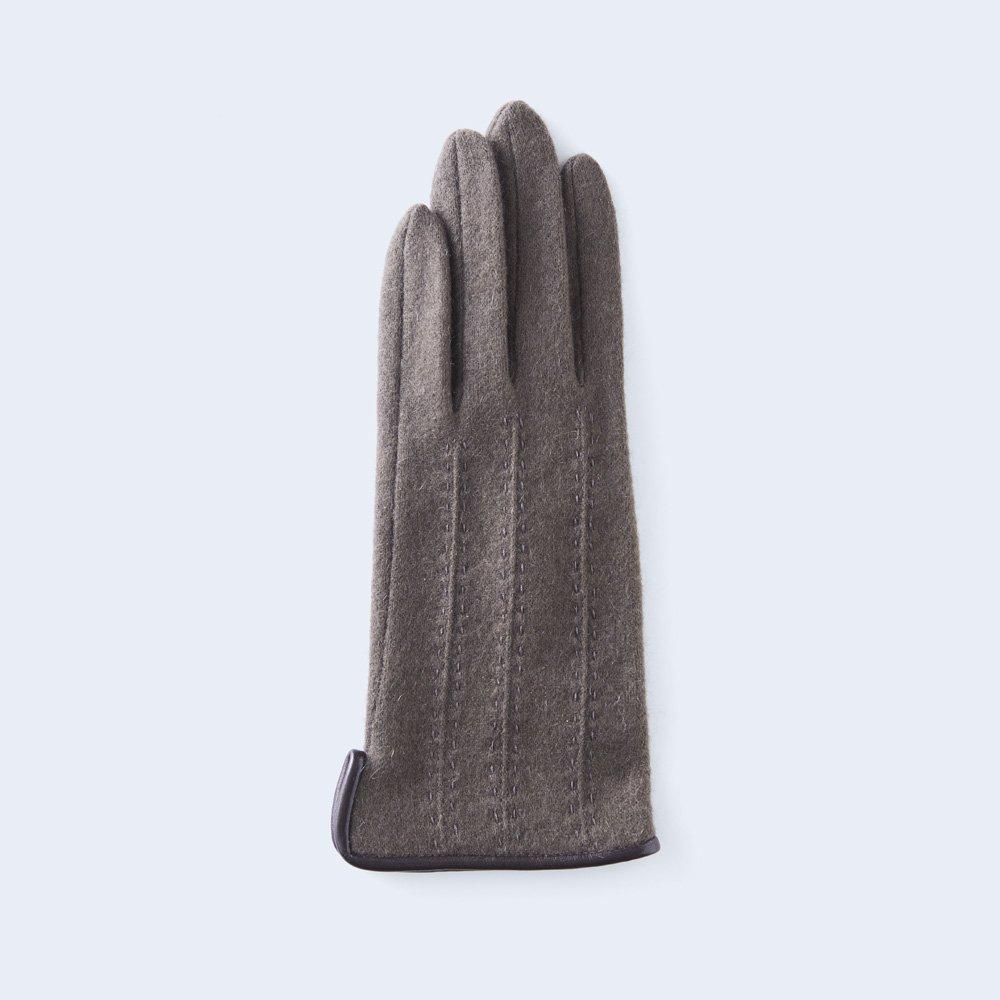 tet. [テト]<br />カシミヤ手袋<br />jersey (WOMEN)