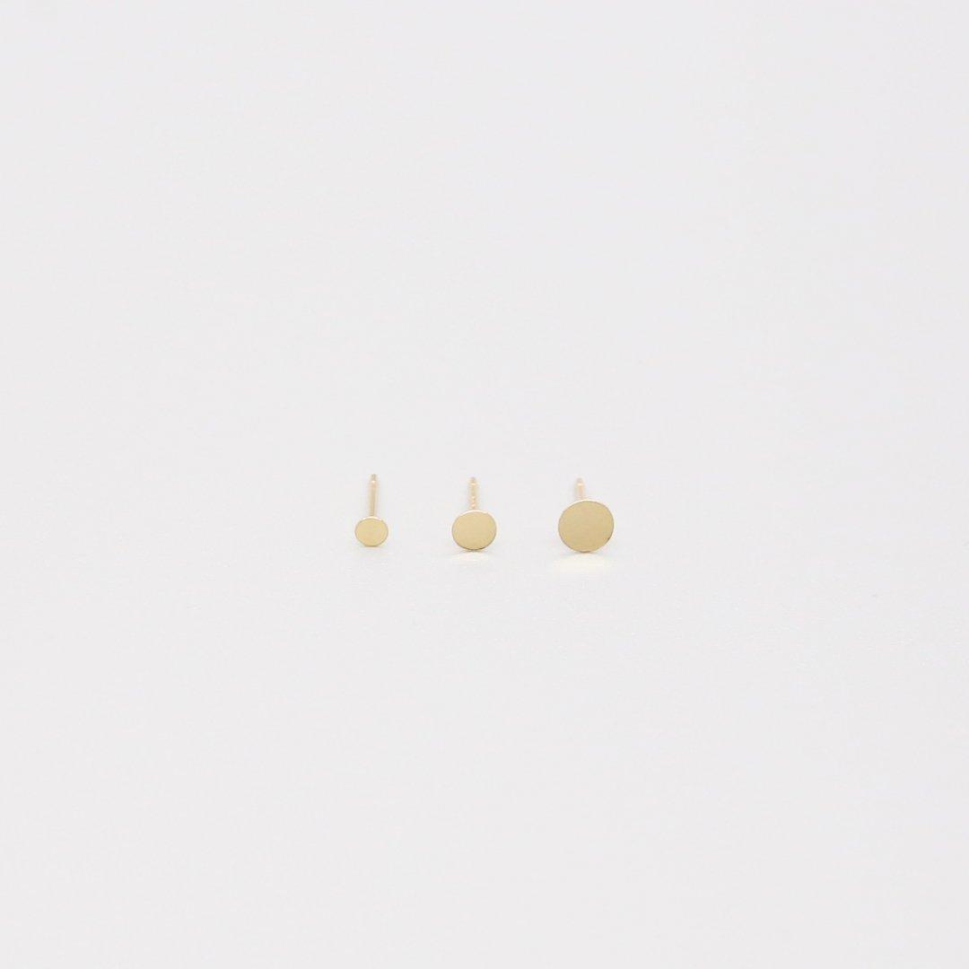 Kathleen Whitaker<br />Spangle Earring (3size)