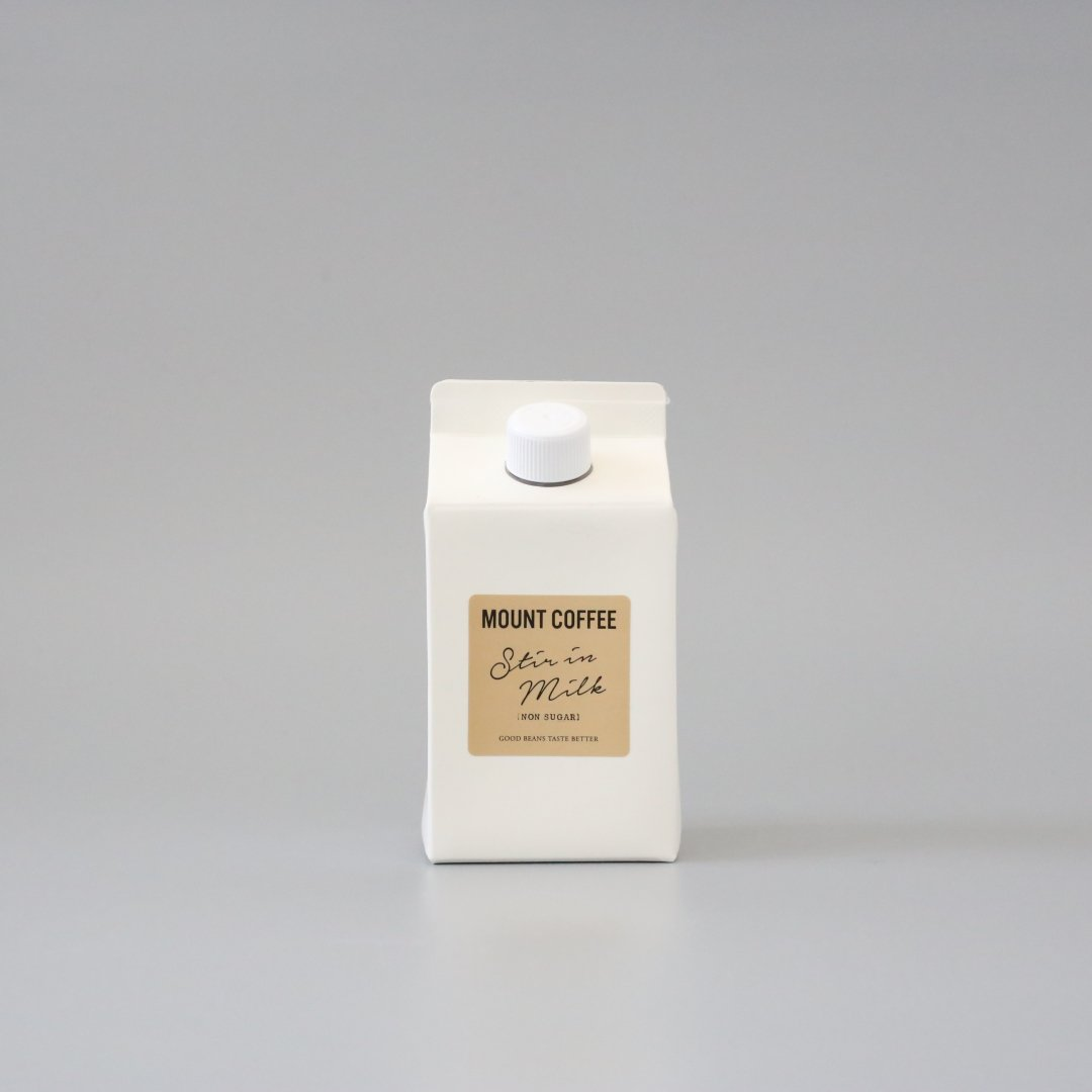 MOUNT COFFEE<br />Stir in Milk [NON SUGAR] (500ml)