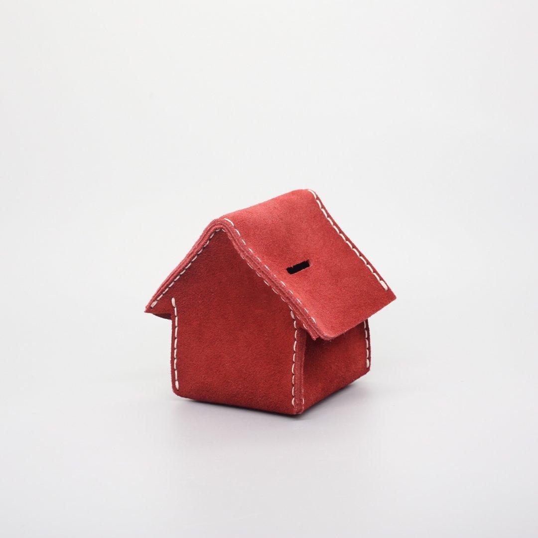 Hender Scheme<br />「home」レザーの貯金箱