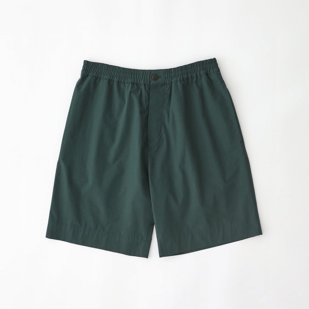 STUDIO NICHOLSON<br />AZUL SHORT PANTS IN WAKAME