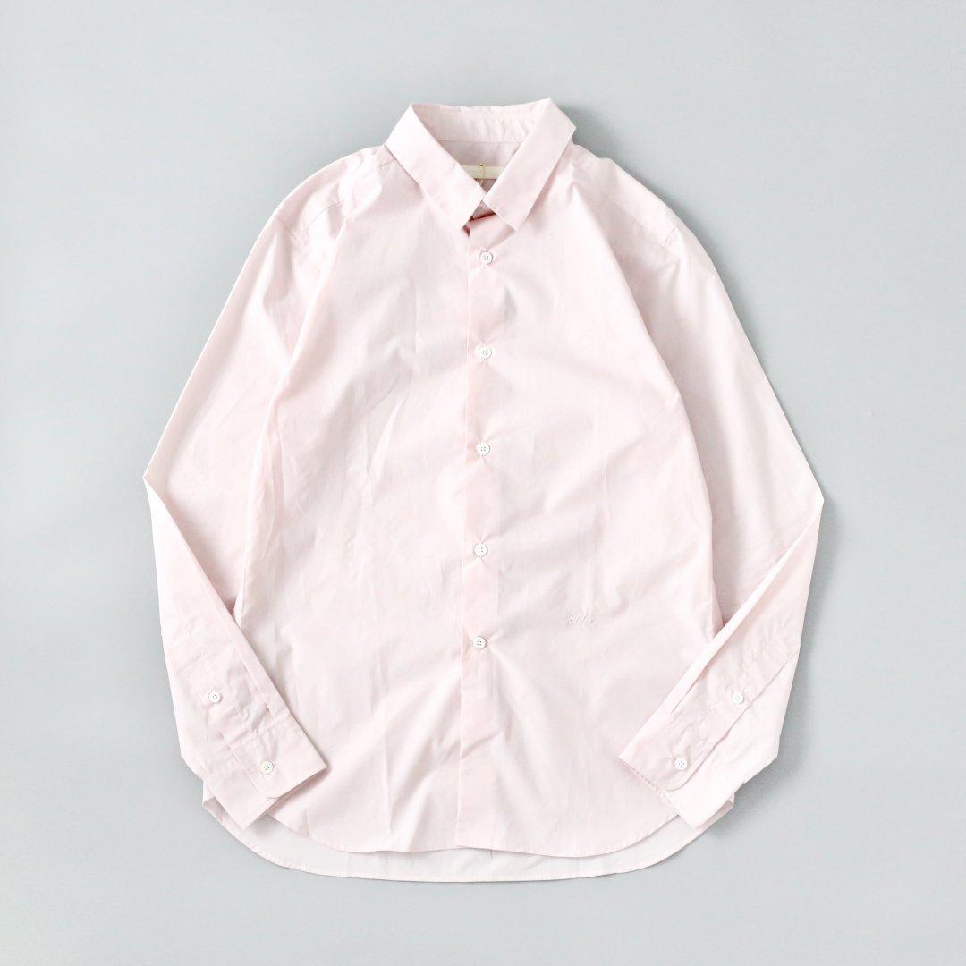 niuhans<br /> Botanical Dye Typewriter L/S Shirt