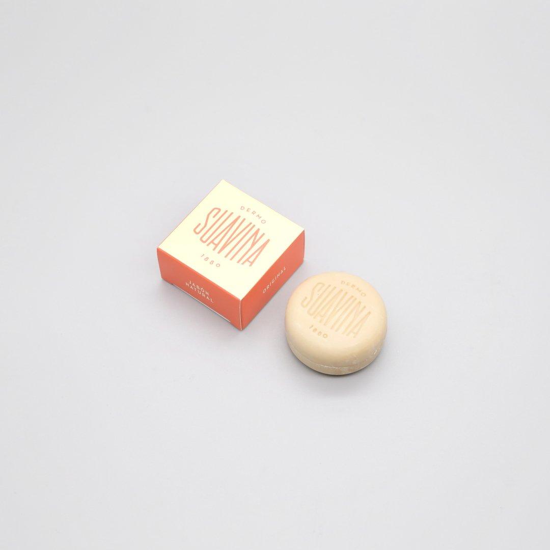 SUAVINA<br />Original Natural Soap 60ml