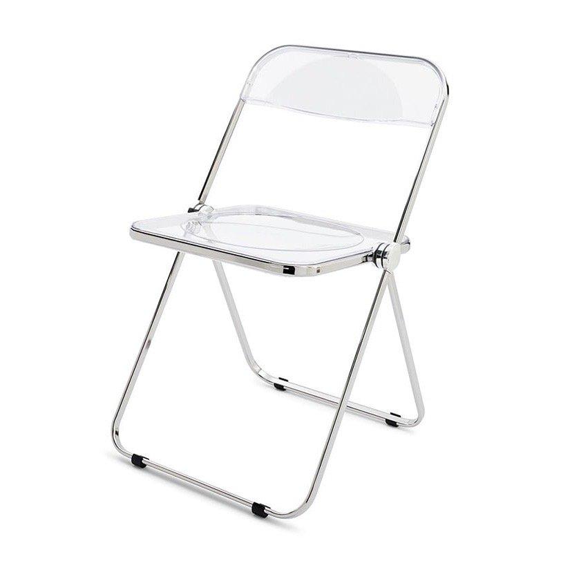 Plia Chair<br />Giancarlo Piretti
