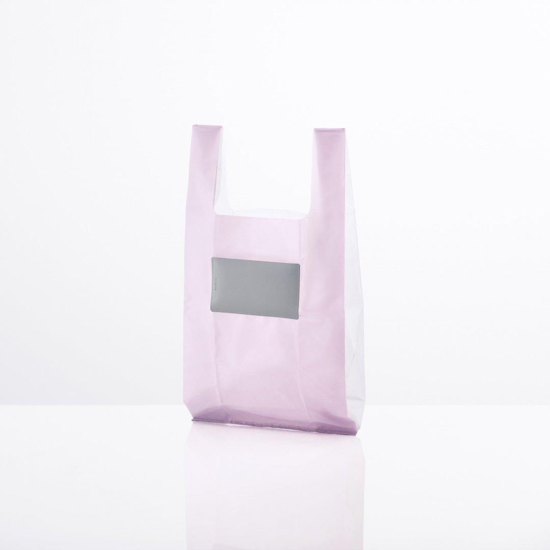 ke shi ki<br />Pocket bag -Purple- (2size)