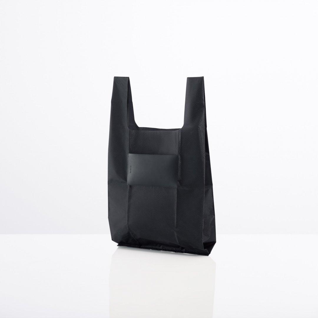 ke shi ki<br />Pocket bag -Black- (2size)
